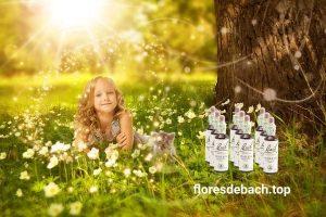 terapias y flores de bach infantil y para niños